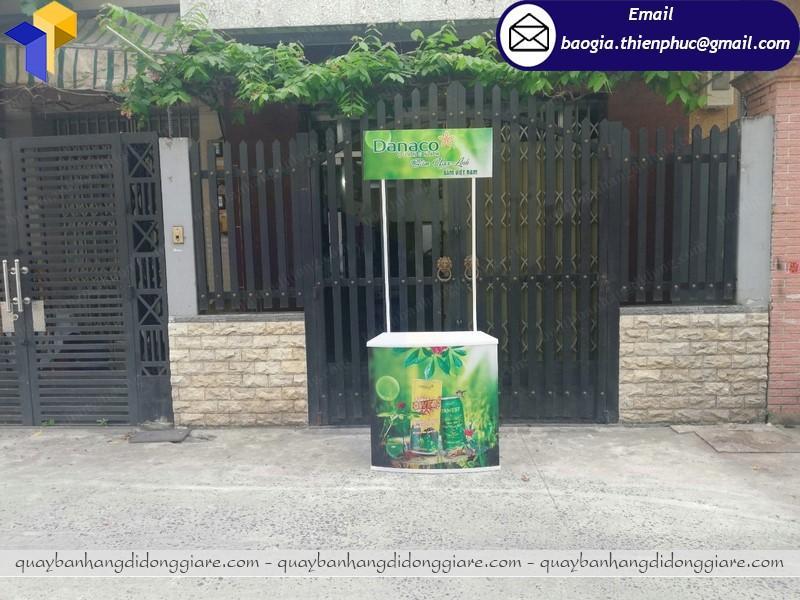 booth bán hàng lắp ráp