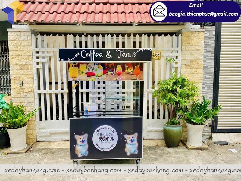 cung ứng xe bán cà phê đá xay số lượng lớn