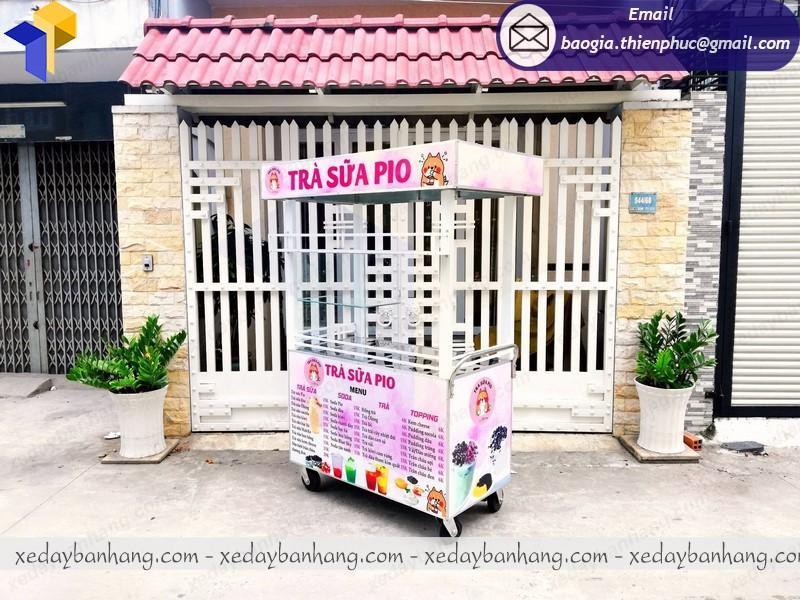 Nơi mua quầy bán trà sữa ở Hà Nội