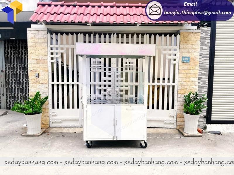 Nơi mua tủ bán trà sữa Hà Nội