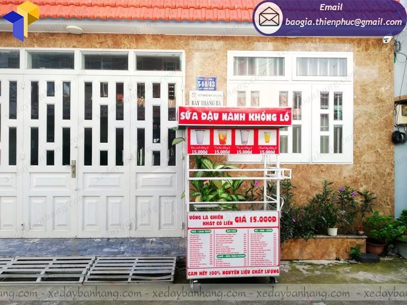 tủ bán nước giá bao nhiêu